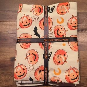 Other - New in ribbon packaging - 3 Halloween dish towels